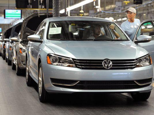 VW Dieselgate emissions scandal