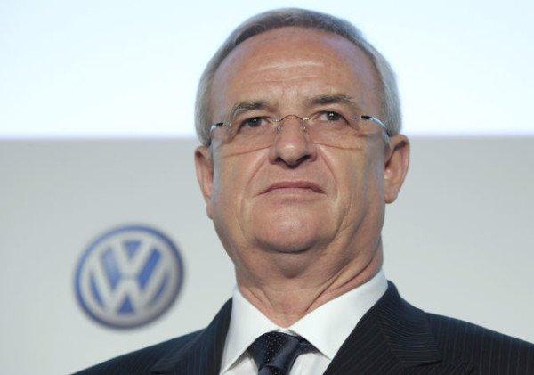 VW emissions scandal Martin Winterkorn