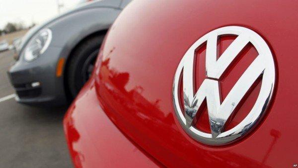 Volkswagen emissions data
