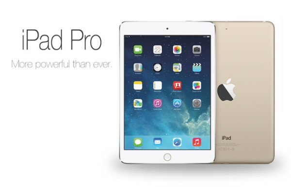 iPad Pro tablet