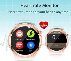 NO.1 S3 Smartwatch Phone Heart Monnitor