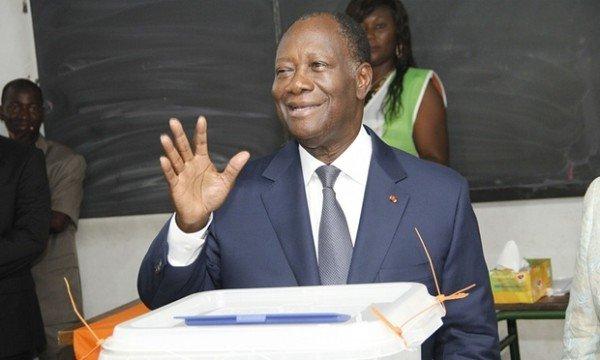 Alassane Ouattara Wins Ivory Coast elections