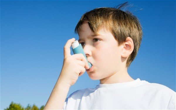 Asthma prevention study
