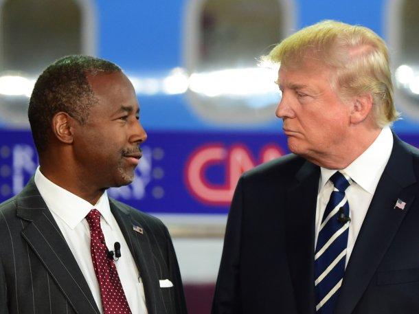 Donald Trump Picks Ben Carson to Lead US Housing ...