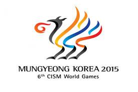 CISM Games 2015 South Korea
