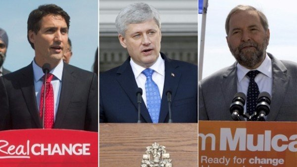Canada elections 2015