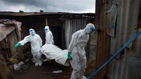 Ebola outbreak 2015 West Africa