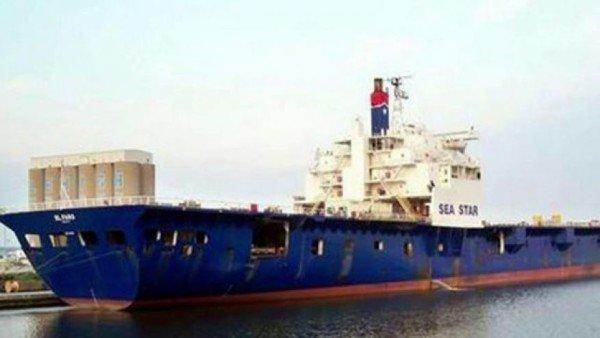 El Faro cargo ship Hurricane Joaquin