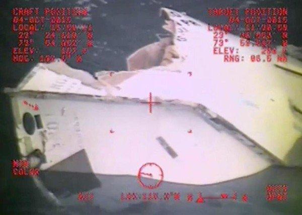 El Faro cargo ship sinking