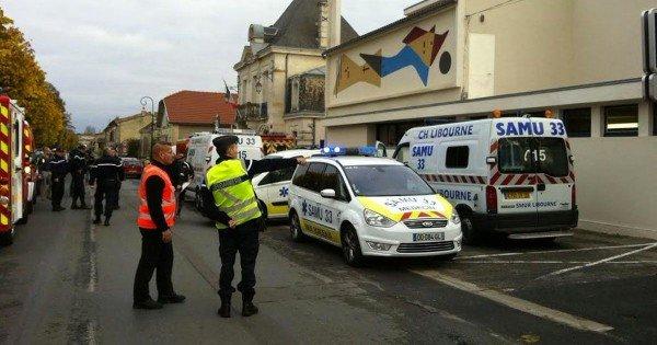 French bus crash Puisseguin