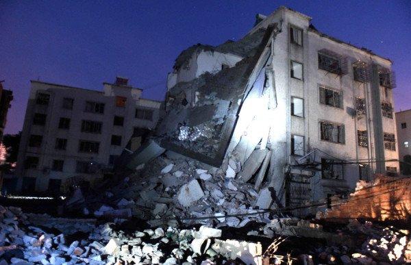 Guangxi parcel bombs