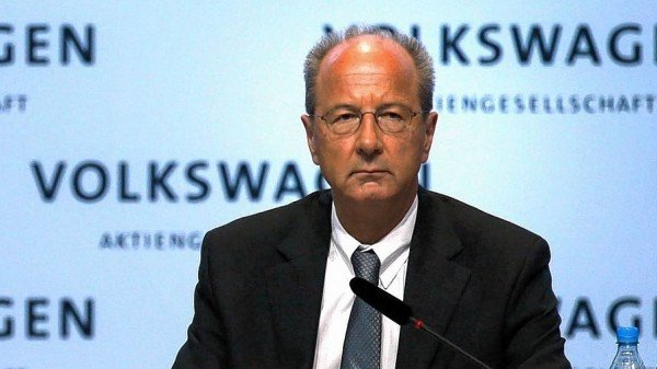 Hans Dieter Poetsch Appointed as VW Board Chairman