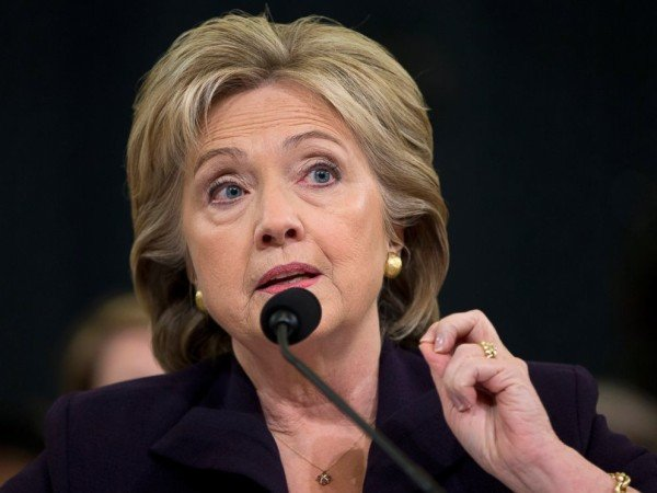Hillary Clinton Benghazi hearing October 2015