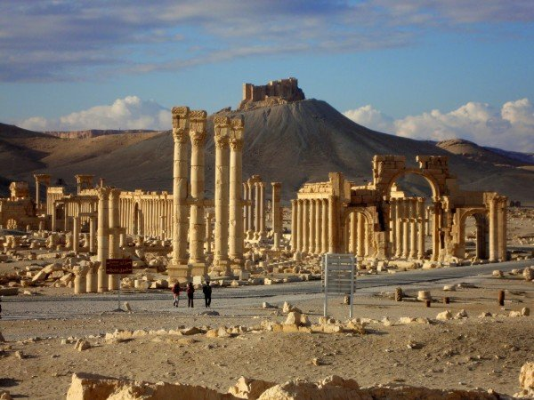 ISIS kills captives in Palmyra