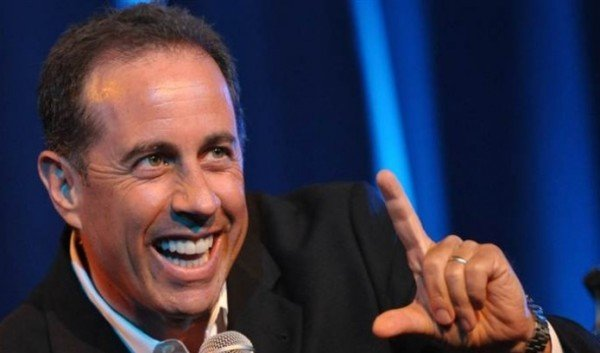Jerry Seinfeld highest paid comedian Forbes