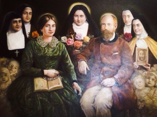 Louis and Zelie Martin Canonization