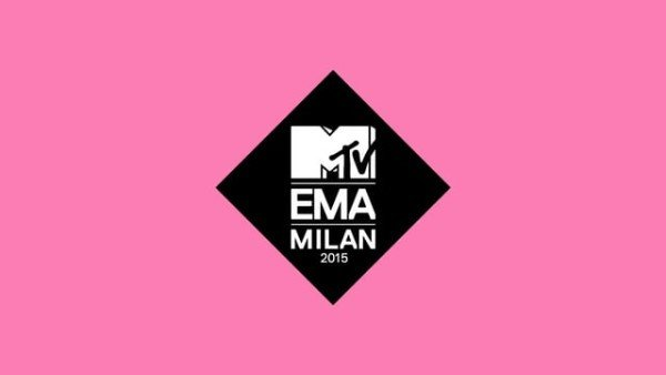 MTV EMA Milan 2015 winners