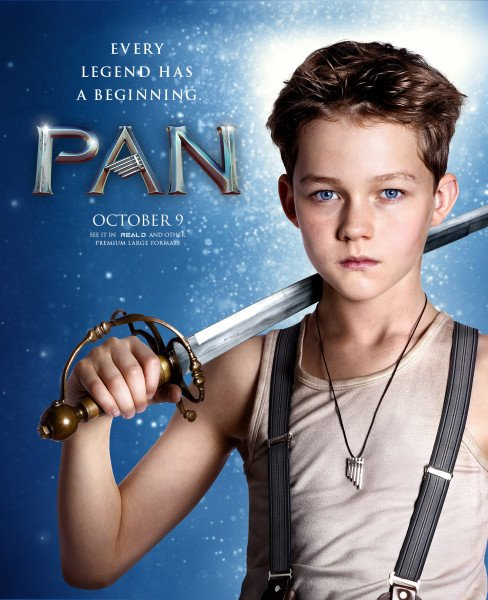 Pan movie US box office