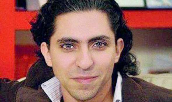 Raif Badawi Sakharov Prize 2015