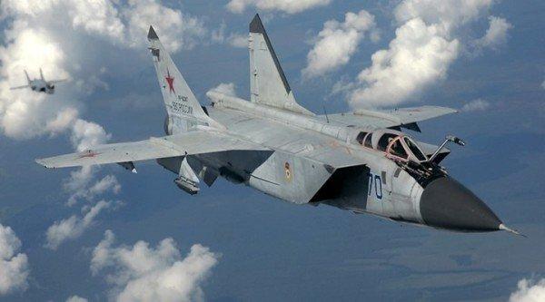Russian warplane intercepted in Turkey