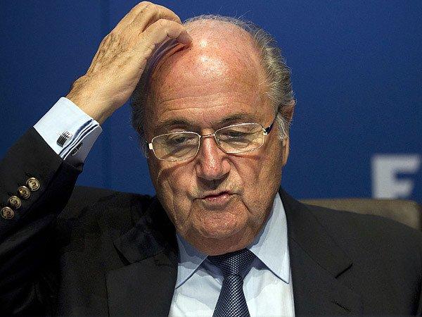 Sepp Blatter suspended by FIFA