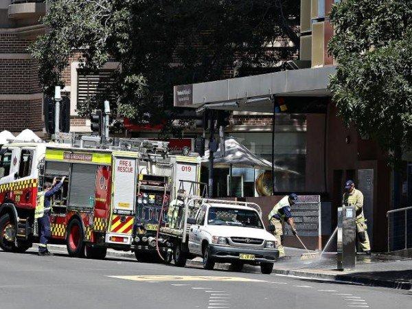 Sydney shooting Parramatta