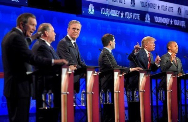 Third GOP debate October 2015