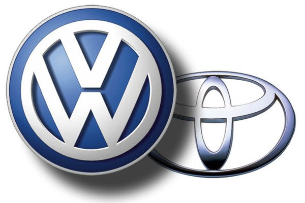Toyota Overtakes VW in Global Car Sales