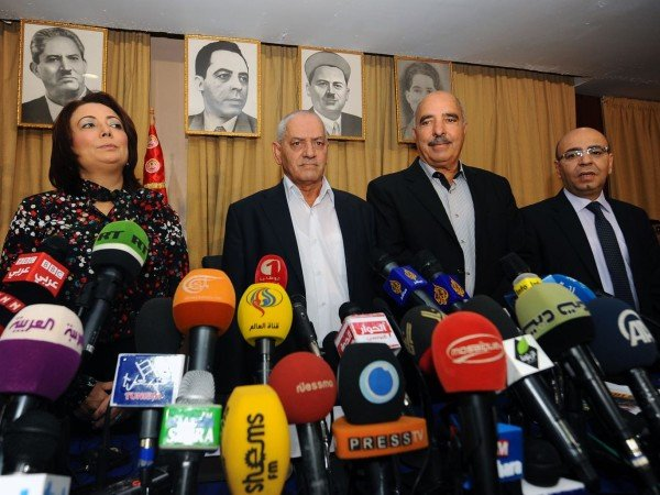 Tunisian National Dialogue Quartet Nobel Peace Prize 2015
