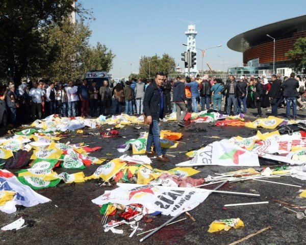 Turkey Ankara bombings 2015