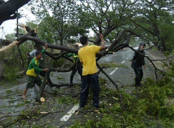 Typhoon Koppu Philippines