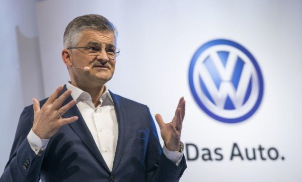VW USA CEO Michael Horn emissions scandal