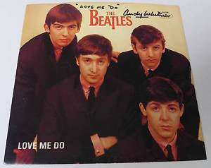 Andy White Beatles Love Me Do