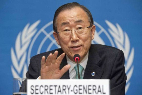Ban Ki moon to visit North Korea