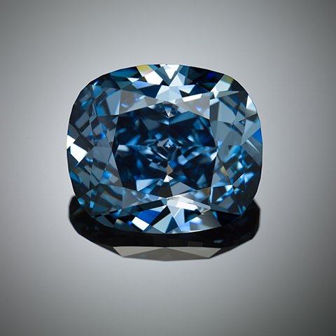 Blue Moon diamond auction