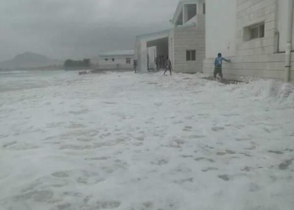 Cyclone Chapala Yemen