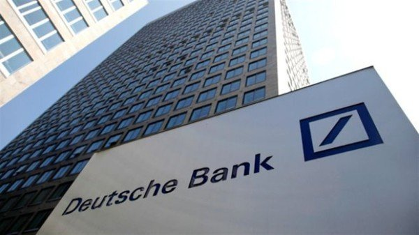 Deutsche Bank fined in US
