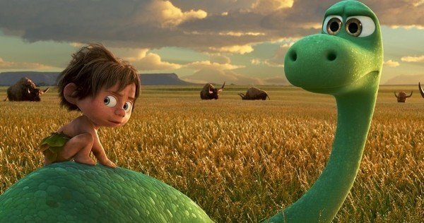 Good Dinosaur US box office