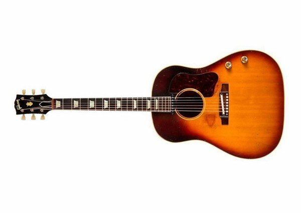 John Lennon lost guitar auction