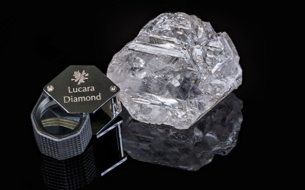 Photo Lucara Diamond Corp