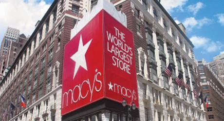 Macy's sales drop 2015