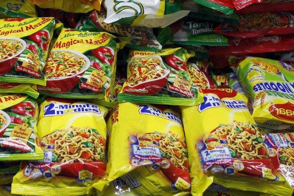 Maggi noodles India