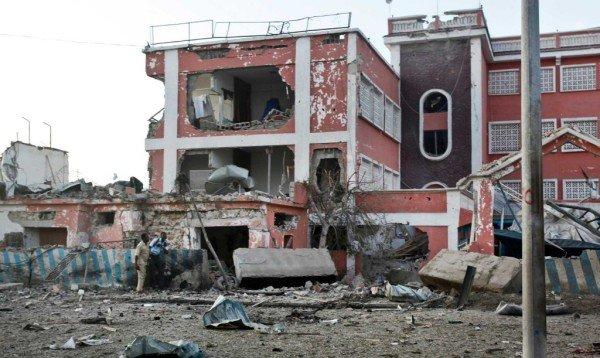 Mogadishu Sahafi Hotel attack