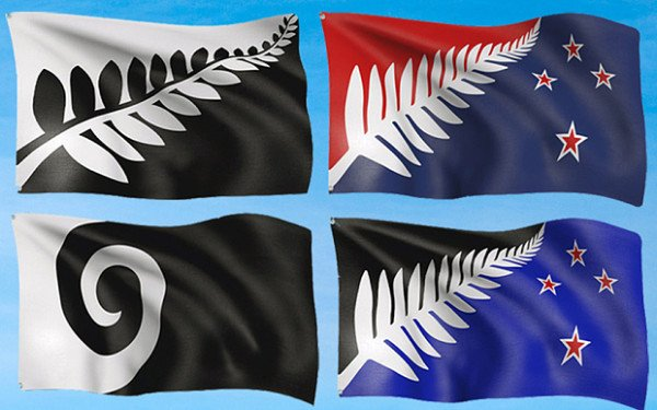 New Zealand flag referendum