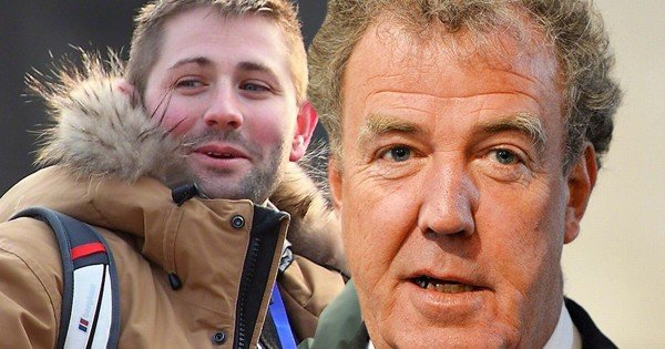Oisin Tymon and Jeremy Clarkson