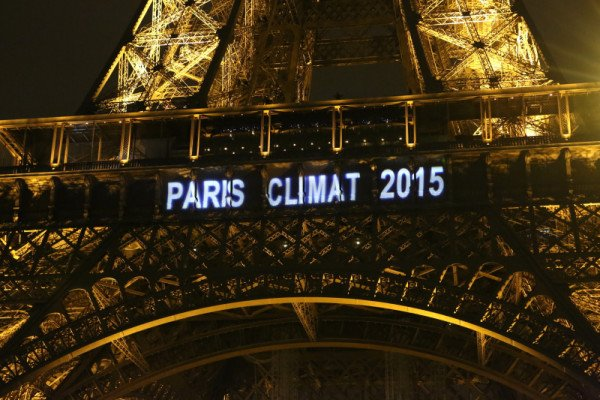 Paris climate change talks COP21