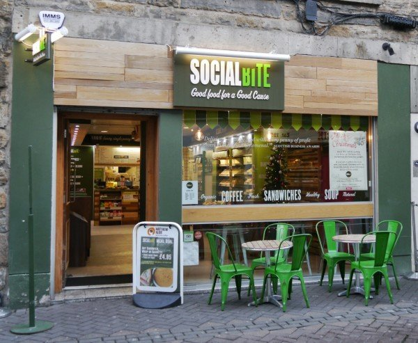 Social Bite Edinburgh