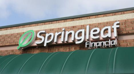 Springleaf buys OneMain