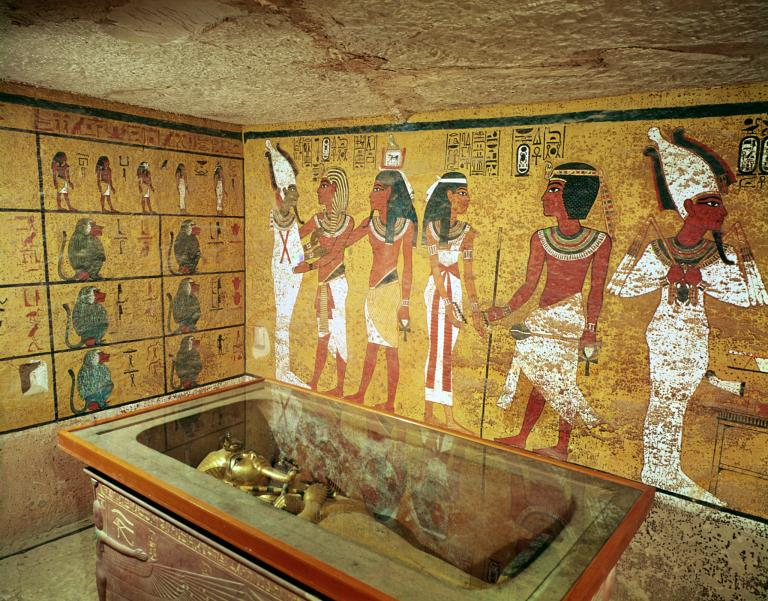 The Curse Of King Tuts Tomb Torrent: Tutankhamun's Tomb Scans Support Hidden Chamber Theory