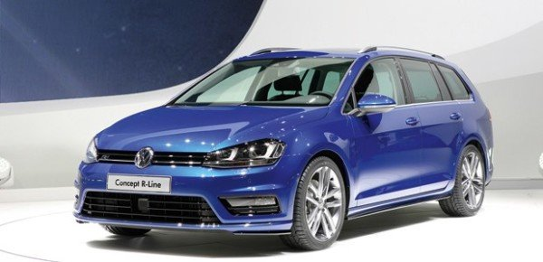 VW EU sales fall